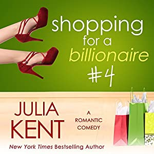 Shopping for a Billionaire 4 Audiobook