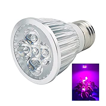 bonlux medium base e26 e27 led plant grow light full spectrum led grow lights for indoor