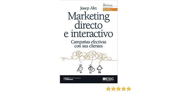 Marketing directo e interactivo josep alet online dating