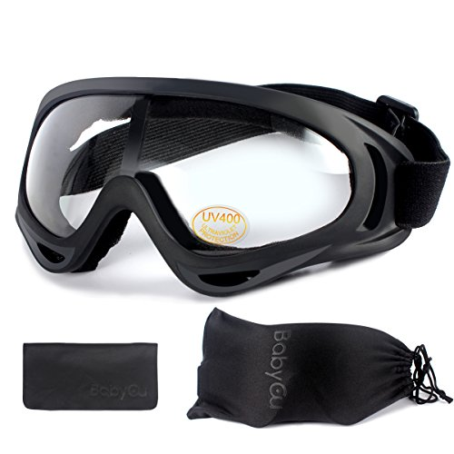 Ski Goggles Skiing Sonwboard Goggles For Men Women & Youth With 100% UV Protection, - Ski Designer Goggles