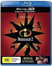 Incredibles 2 (3D Blu-ray)