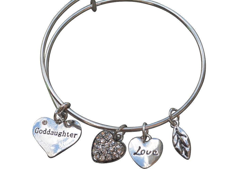 Amazon Goddaughter Bangle Bracelet Goddaughter Gifts