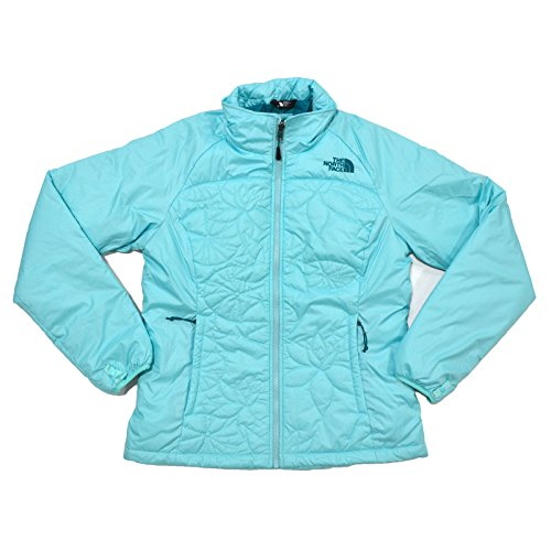The North Face Dentelles Womens Puffer Jacket MINT BLUE AUTH