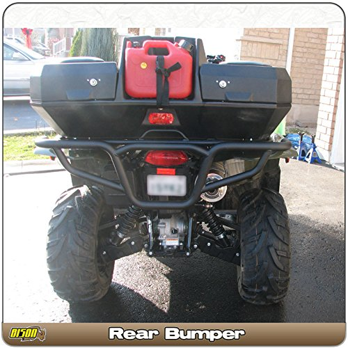 Suzuki King Quad 750 700 500 450 (2005-2018) Quad ATV Bison Rear Bumper Brush ()