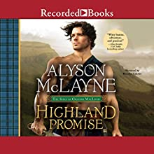 Highland Promise Audiobook by Alyson McLayne Narrated by Rosalyn Landor
