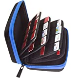 Butterfox 68 Game Card Storage Holder Hard Case for Nintendo 3DS, 2DS, DS and Nintendo Switch or PS Vita (48 3DS + 20 Switch or PS Vita)