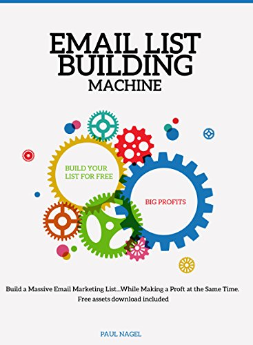 Amazon com: Email List Building Machine:: Build a Massive