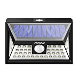Best Mpow Solar Garden Lights - Mpow New 40 LED Solar Light Adjustable Motion Review
