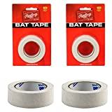 White Baseball Bat Tape from Rawlings (2-Packs) For Sale