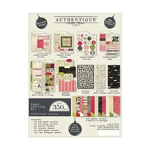 Authentique Paper NOM082227 Joyous Paper Crafting Kit
