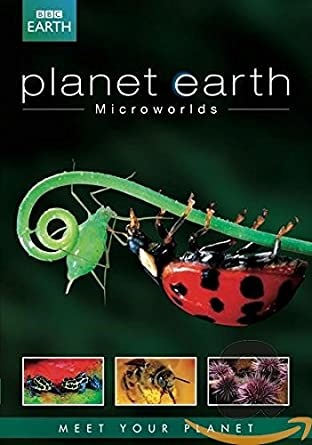 BBC Earth - Planet Earth - Microworlds [ 2013 ]: Amazon co