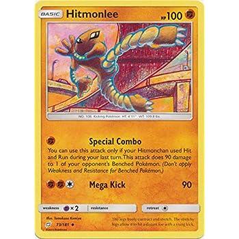 Uncommon Card Pokemon TCG Sun /& Moon Unbroken Bonds Cards Hitmontop 101//214