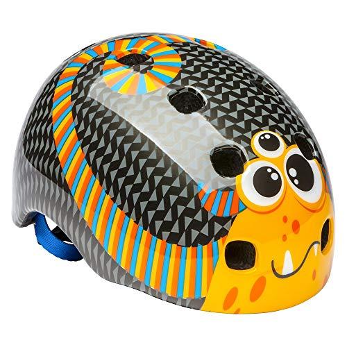 (Schwinn Toddler Burst Monster Bike Helmet,)