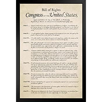 Amazon.com: Constitution, Bill of Rights, and Declaration of ...
