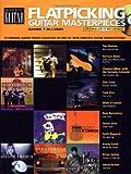 Flatpicking Guitar Masterpieces, Hal Leonard Corp., 1890490326