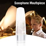 #10: Alto Saxophone Mouthpiece Professional For Sax Jazz Music Instrument Accessories