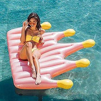 Corona Flotador inflable piscina Piscina Juguete Veraniego ...