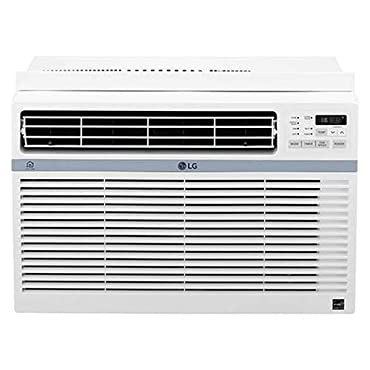 LG LW1217ERSM  12,000 BTU 115V Window Air Conditioner with Wi-Fi Control