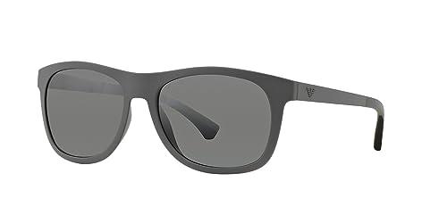 Amazon.com: Emporio Armani EA 4034 de los hombres anteojos ...