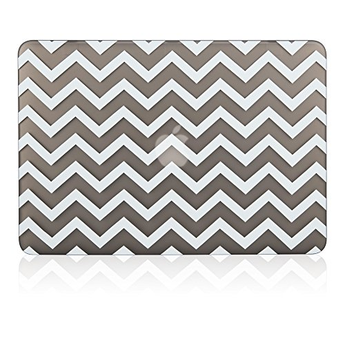 """INV Design - Chevron Series Ultra Slim Light Weight Hard Case / Shell Cover for Apple MacBook Air 11"""" (Model: A1370 / A1465)"""