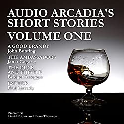 Audio Arcadia's Short Stories - Volume One