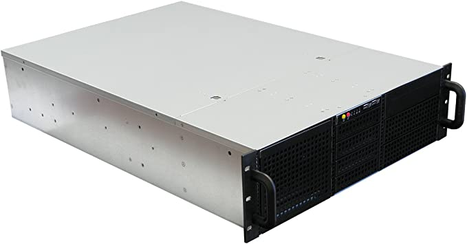 Black s 1 x 350 W ATX Motherboard Supported 1U 4 x Bay Suppor Rack-mountable Installed Supermicro SuperChassis 813MFTQC-350CB2 s Power Supply Installed 4 x 1.57 x Fan 6 x Fan