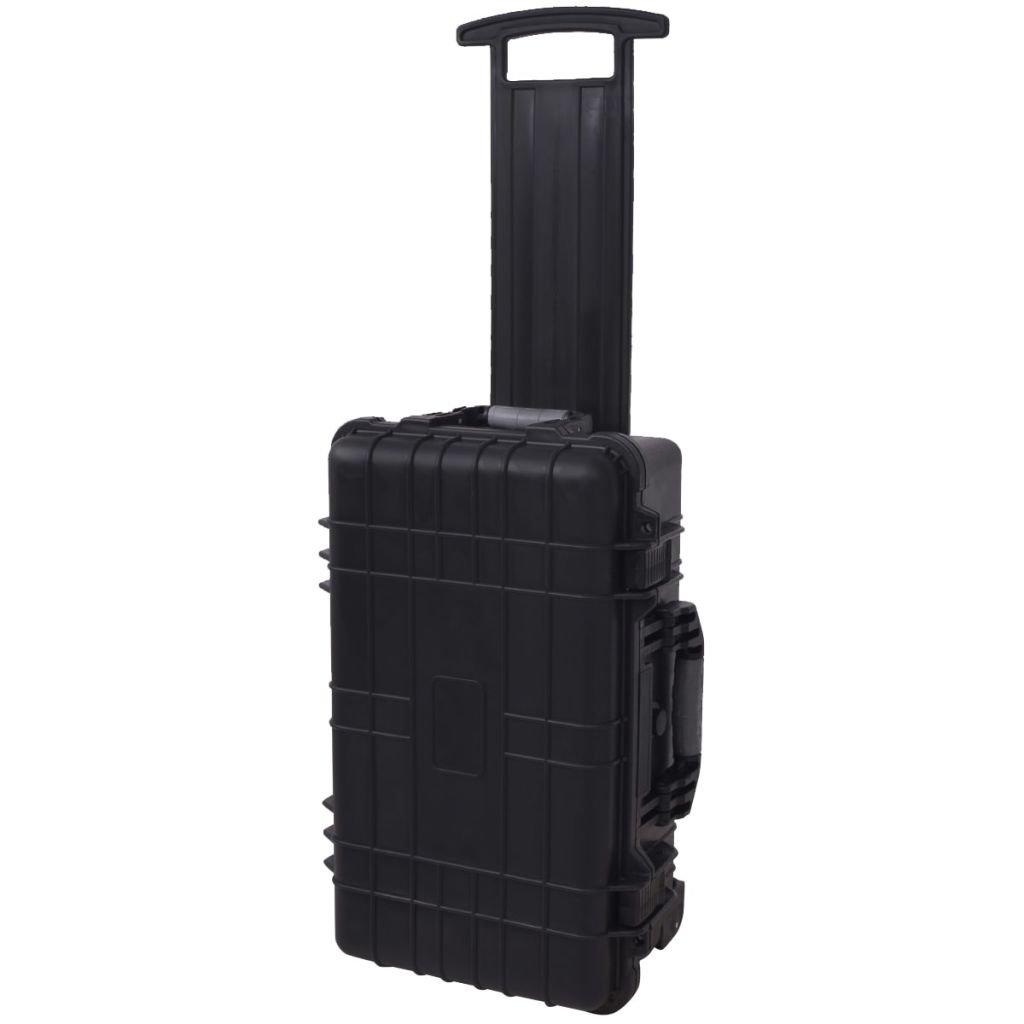 Valise à outils coffret multifonctionnel avec mousse vidaXL
