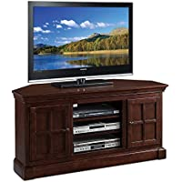 Leick Bella Maison Two Door Corner TV Stand, 52