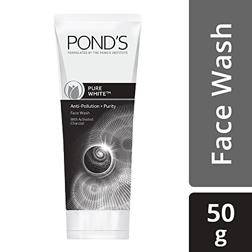 (Ponds Pure White Deep Cleansing Facial Foam Face Wash)