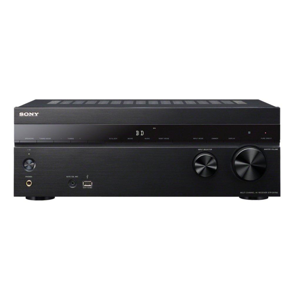 Sony STR-DH740 7.2 Channel 4K AV Receiver (Black) by Sony