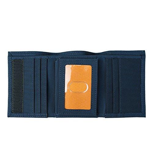Pro Men's Id Window Navy Wallet Trifold with Timberland Cordura Nylon Velcro TqnZ7d