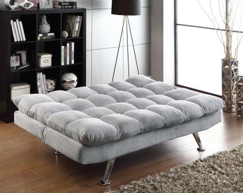 Coaster Sofa Bed-Grey