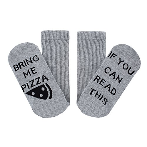 If You Can Read This Please Bring Me a Beer Wine Coffee Pizza Funny Saying Knitting Socks