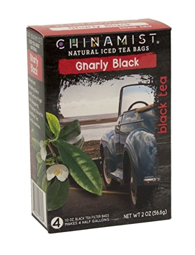 China Mist, Black Traditional Tea Bags for Iced Tea, (6 Pack) (China Traditional)
