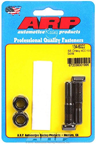 ARP 134-6022 Rod Bolt Kit for Small Block Chevy, Pack of 2