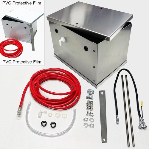 Mustang Battery Box - 1