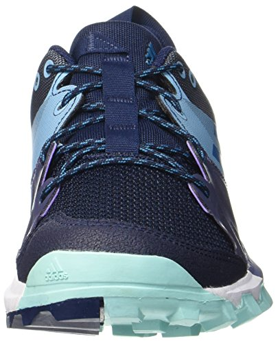 Chaussures De Petrol Femme mystery collegiate Running Navy Trail Kanadia Aqua energy 1 Bleu Entrainement 8 Adidas XgqwIO