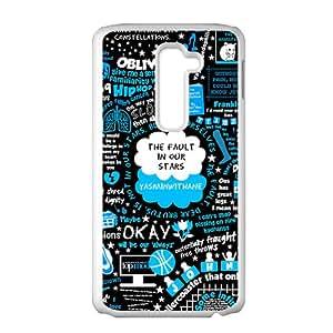 Love Words White Phone Case for LG G2