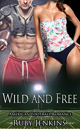 Wild Free American Football Romance ebook product image