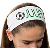 Personalized Monogrammed Embroidered Soccer Ball Patch...