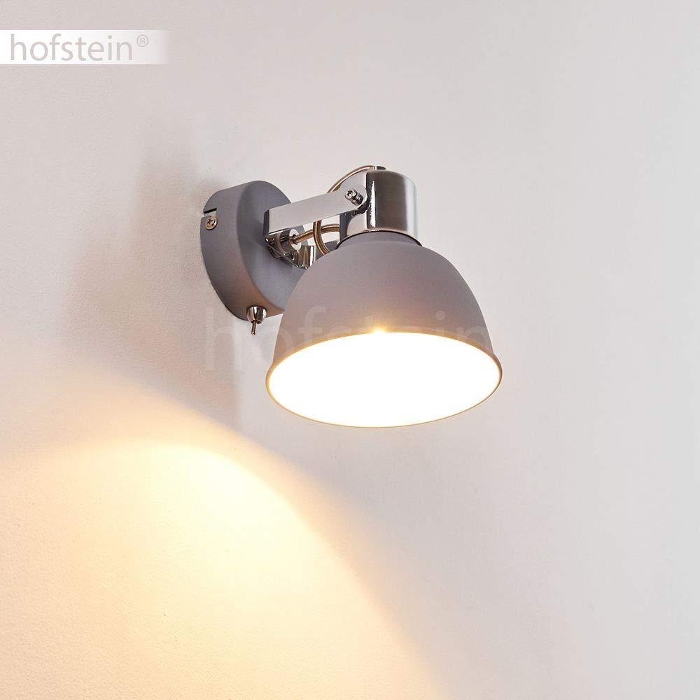 25 Watt mit verstellbaren Strahlern 2-flammig Spot im Retro//Vintage Design Deckenlampe aus Metall in Schwarz//Gold f/ür LED Leuchtmittel geeignet Deckenleuchte Blackburn 2 x E14-Fassung max