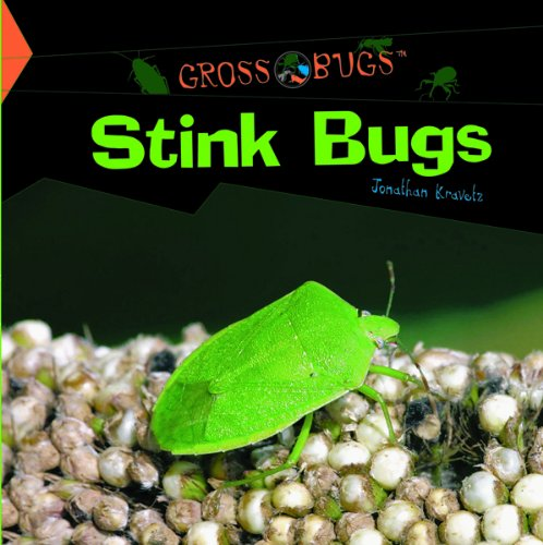 Download Stink Bugs (Gross Bugs) PDF