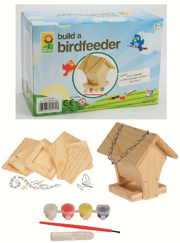 Toysmith Build & Paint Bird Feeder