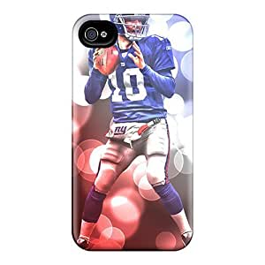 High Impact Dirt/shock Proof Cases Covers Case For Iphone 4/4S Cover (new York Giants)