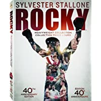 Deals on Rocky: Heavyweight Collection Blu-ray