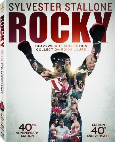 TCFHE/MGM Rocky: Heavyweight Collection (Rocky/Rocky II/Rocky III/Rocky IV/ images