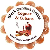 Black Candles Wax Tart Melt - Cognac and Cubans Fragrance by Black Candles Online