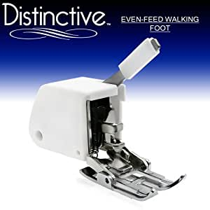 Distinctive even feed walking sewing machine for Euro pro craft n sew