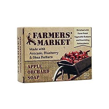 Farmer's Market Natural Bar Soap Pumpkin Spice - 5.5 oz Farmers market 72079