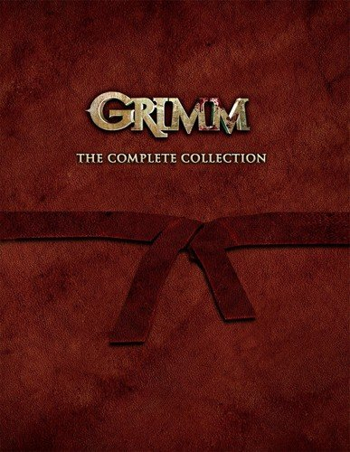 Grimm: The Complete Collection (Grimm Season Dvd 4)